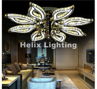 Newly LED Crystal Ceiling Lamps LED Celling Lamps Luxury Modern Design Crystal Lighting For Home Decoration Lighting