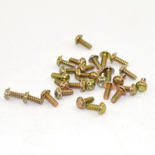 xunbeifang 50pcs/lot Cartridge Case Screw for NES, SNES, N64, GB Game Cartridge case 3.8mm(China)