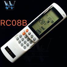 قطعة واحدة جديدة RC08A RC08B جهاز التحكم عن بعد لمكيف الهواء Airwell Electra