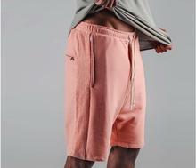 Sommer shorts männer bermuda beiläufige kurze homme kanye west