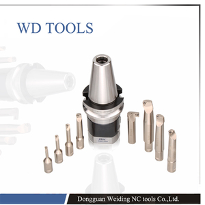 Image 3 - set of BT40 NBH2084 8p  Fine tune Boring Tools for Finishing , Turning Precision 0.01 mm, Boring Range 8   280 mm