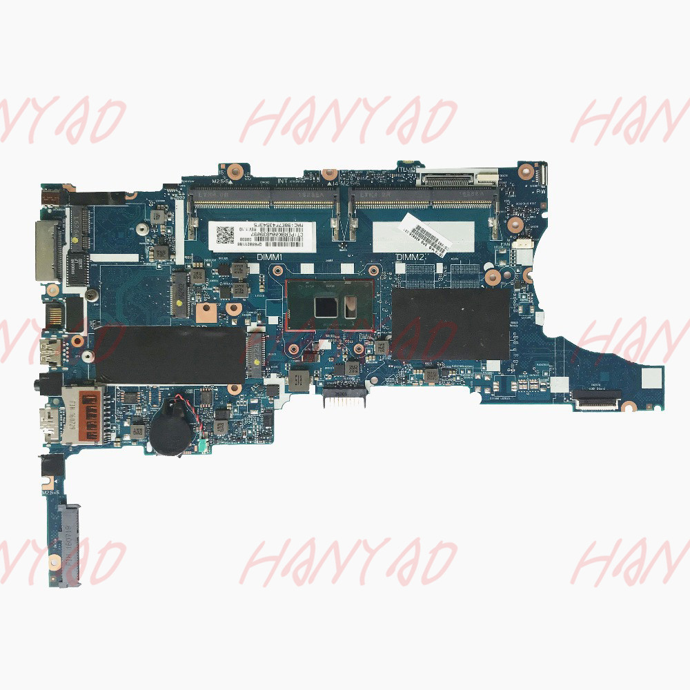 6050A2822301-MB-A01 For HP 840 G3 Laptop Motherboard 826806-001 With SR2F0 i5 CPU 100% Tested Fast Ship