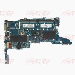 6050A2822301 MB A01 dla HP 840 G3 laptopa płyty głównej płyta główna w 826806 001 z SR2F0 i5 CPU 100% testowane szybki statek w Płyty główne do laptopów od Komputer i biuro na