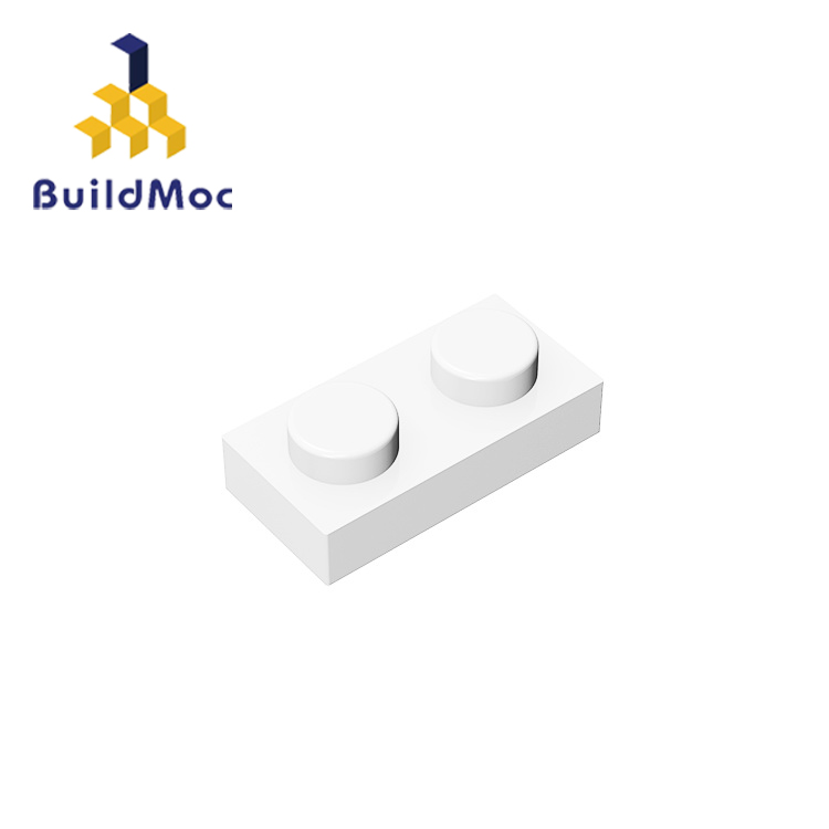 BuildMOC 3023  6225-28653 1x2 Technic Changeover Catch For Building Blocks Parts DIY  Educational Creative Gift Toys