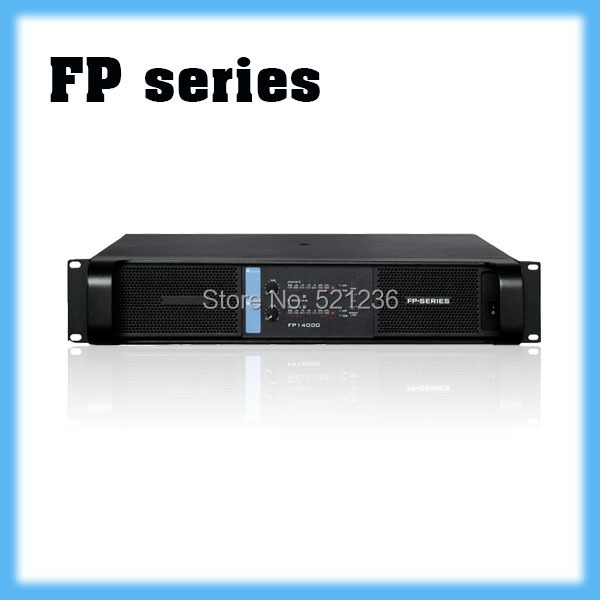 Professional Audio Amplifier Linear Amplifier FP14000 high quality light power amplifier high quality sound digital professional high speaker power amplifier module fp14000