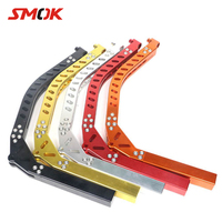 SMOK For Yamaha BWS X 125 Motorcycle Scooter Accessories Aluminum Alloy Strengthening The Keel Rod Fixed Beam Adapted