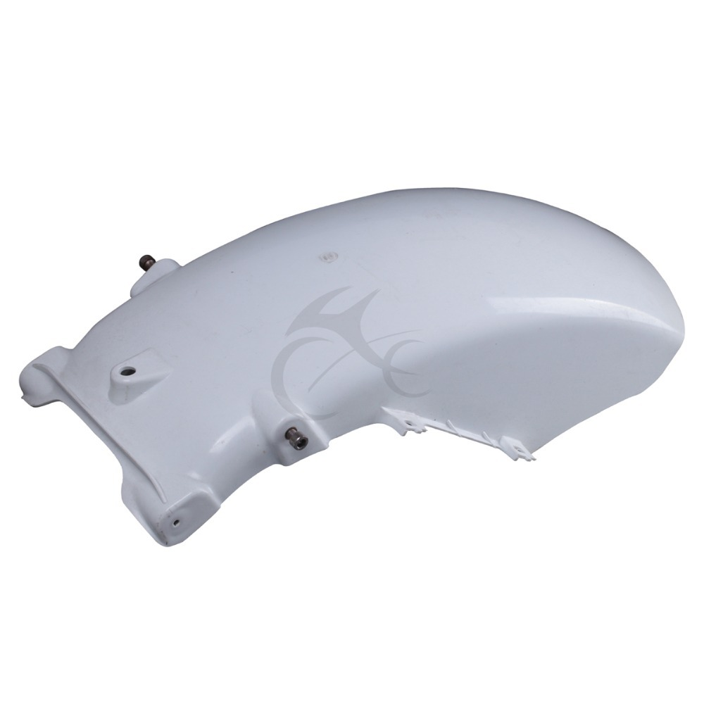 Unpainted Front Fender Rear Half Fairing For Honda GL1800 Goldwing 2001-2011 05 front fender rear half for honda gl1800 goldwing 2001 2011 2002 2003 2005 2009