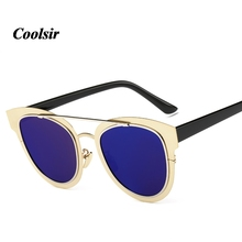 Coolsir Hot 2017 New Fashion Style Woman Elegant Polarized Cat Eye Sunglasses In 6 Colors P8808