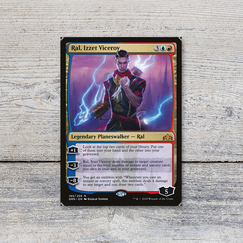 9p/set MTG Cards Magic Proxy Cards The Gathering Rudy