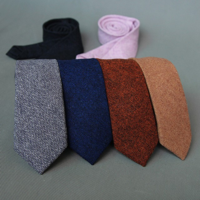 High-Quality-Brand-Skinny-Wool-Ties-For-Men-Narrow-Solid-Color-Corbatas-Slim-Vestidos-Necktie-Cravat.jpg_640x640