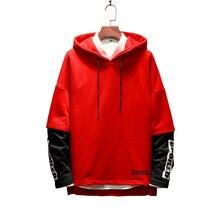 Streetwear hip hop assassins creed mens hoodies 2018 primavera Mens Hoodies  M-5XL Slim Fit sudaderas hombres D62 b19de9dc5b42