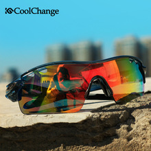 Polarized Cycling Eyewear MTB Glasses Myopia Windproof Bicycle Sunglasses Outdoo