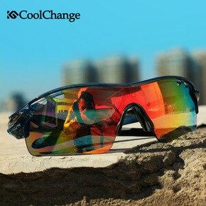 Polarized Cycling Eyewear MTB
