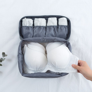 Image 1 - Bolsa de almacenamiento de sujetador multifunción para ropa interior de viaje bolsa de almacenamiento de viga bolsa de ropa interior catiónica bolsa de viaje ropa interior impermeable acabado ba