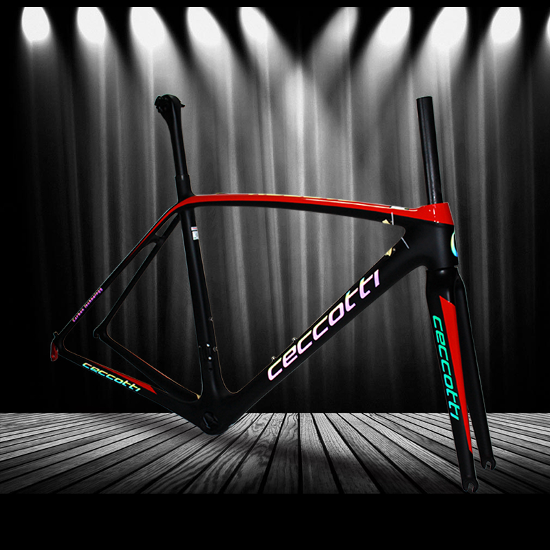 235119178f1 2019 full carbon road frame bicycle 756g(size 52) di2 and mechanical 700 C