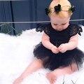 New Summer Infant Kids Baby Girl Romper Jumpsuit  Summer Tutu Princess Dress Outfit