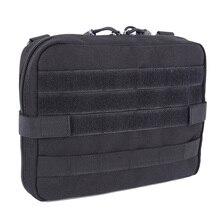 Открытый военный MOLLE Admin Чехол тактический чехол мульти медицинский комплект сумка утилита Чехол Для Кемпинга прогулки Охота