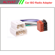 Car ISO Stereo Adapter Connector For Volvo S40 V40 S70 V70 Serie 8 Serie 9 Wiring_220x220 volvo harness 8 wire automotive wiring harness supplies \u2022 wiring volvo truck radio jumper wiring harness at creativeand.co