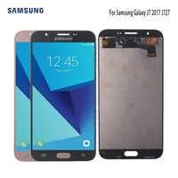 Display Für SAMSUNG Galaxy J7 2017 J727 J730f LCD Display Digitizer Montage Ersatz Für J727A J727Parts Bildschirm LCD