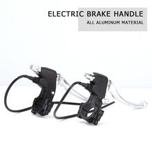 Cycling-Parts Brake-Levers Bicycle-Handle Brakes-To-Brakes Electric Car Alloy Pedal 1-Pair