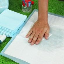 5PCs/ Pack Super Absorbent Diaper Pets Training Urine Pad Pet Diapers Deodorant Antibacterial Pet Dog Nappy Dog Toilet Petstyle