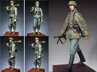 1/16 120mm Grenadier include 2 soldiers 120mm Resin Model Miniature figure Unassembly Unpainted