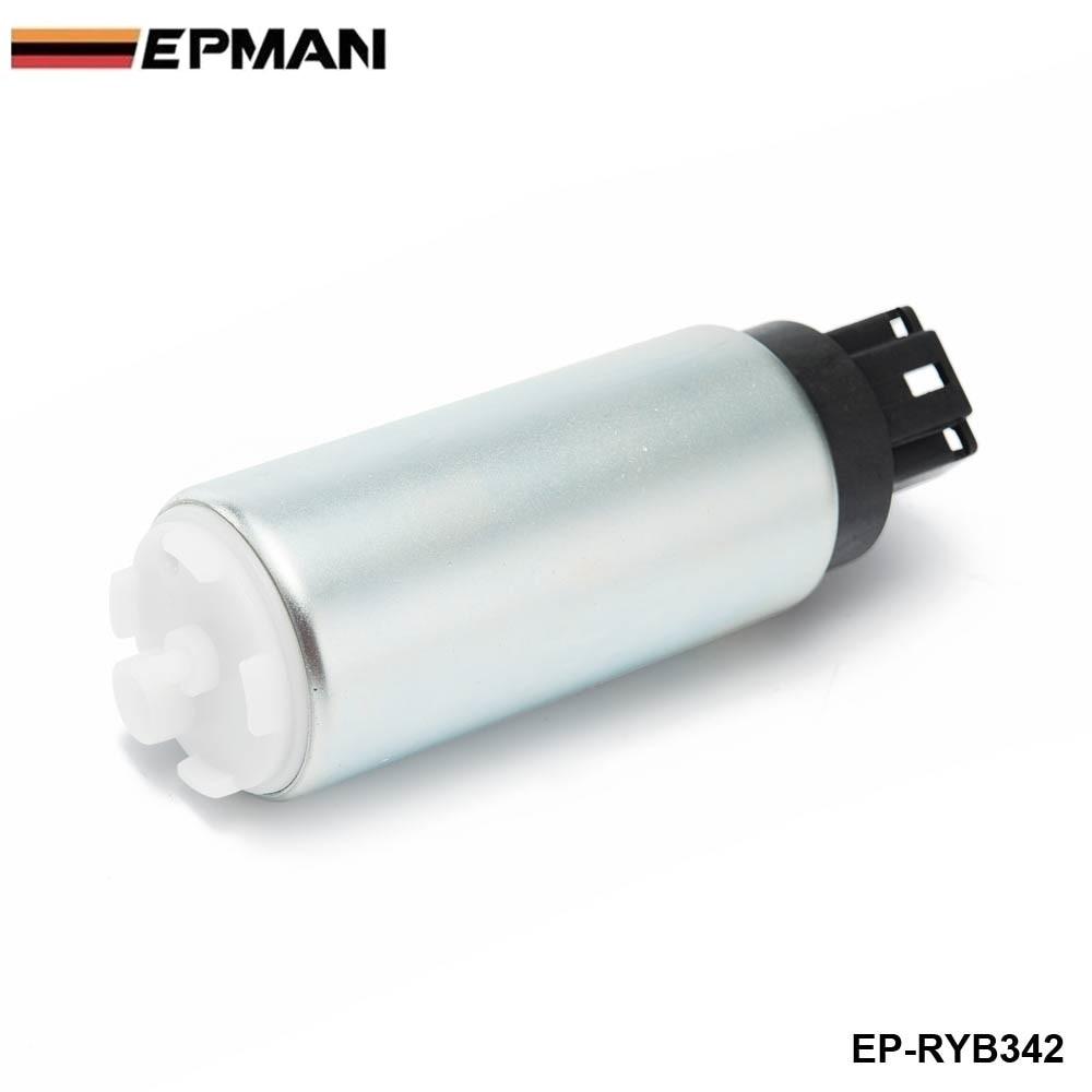 Äkta Epman 255 LPH högtryck elektrisk bränslepump i tanken - Reservdelar och bildelar - Foto 4