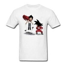 Dragon Ball Z Goku T Shirt Cotton Crewneck Custom Short Sleeve Akira T-shirts New Style 3d Printer Plus Size Funny T-shirts