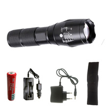 Adjustable Flashlight Torch | 3800LM