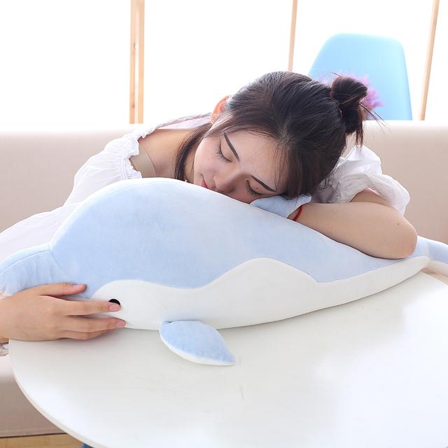 Kawaii Plush Dolphin Toy