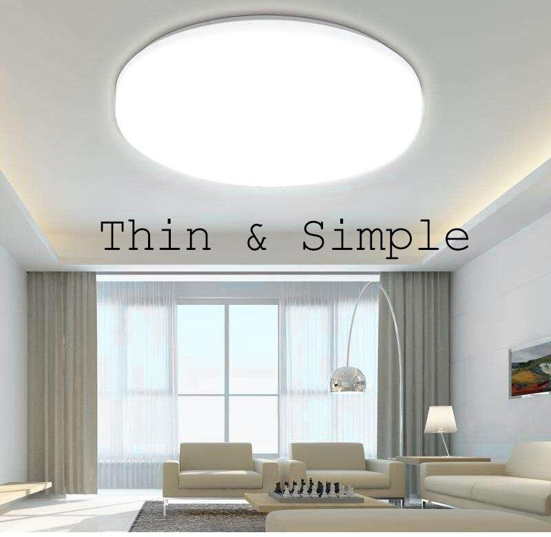 HTB1sLUkLNYaK1RjSZFnq6y80pXaK Surface Mounted LED Ceiling Lamps PIR Motion Sensor Night Lighting 12/18W Modern Ceiling Lights For Entrance Balcony Corridor