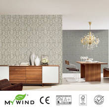 3D Wallpaper In Roll Home Decor 2019 MY WIND Court Style Bohemian Wallpapers Luxury 100% Natural Material Safety Innocuity