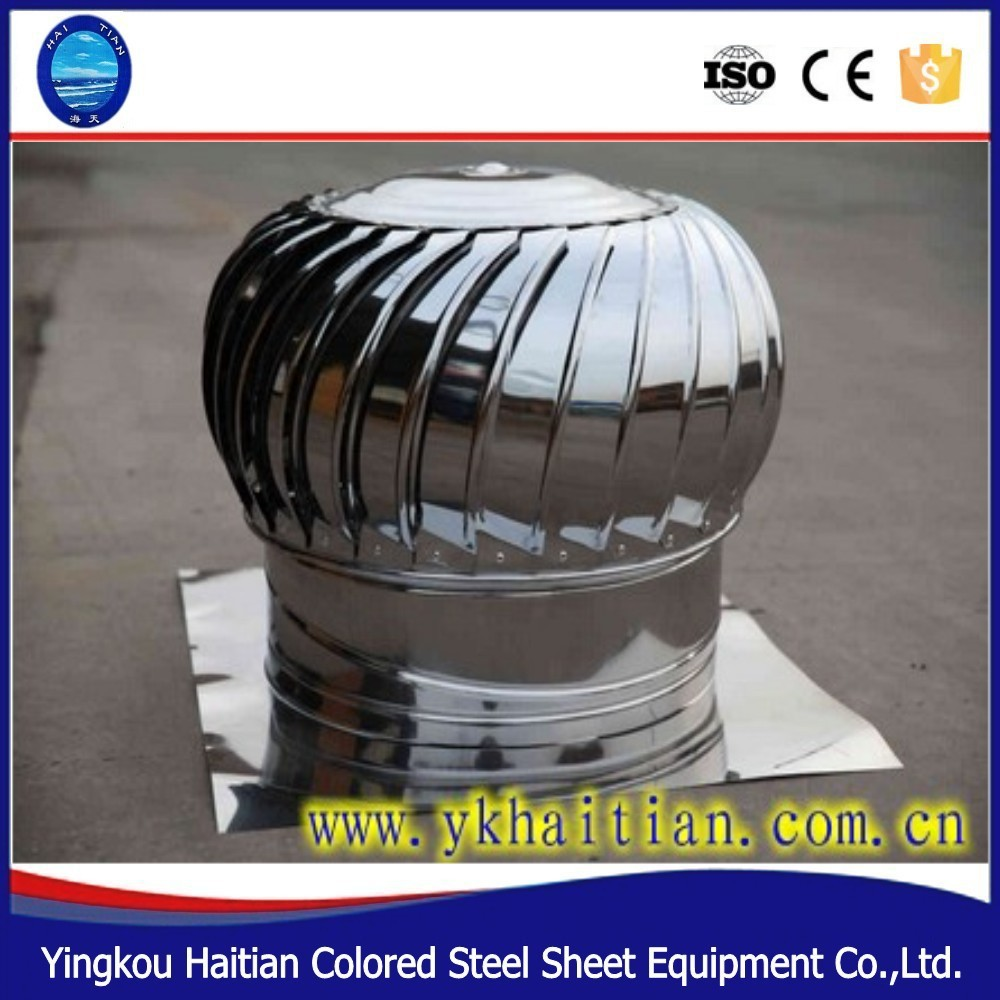 hen house small extraction air ventilator, vent roof fan, wind roof