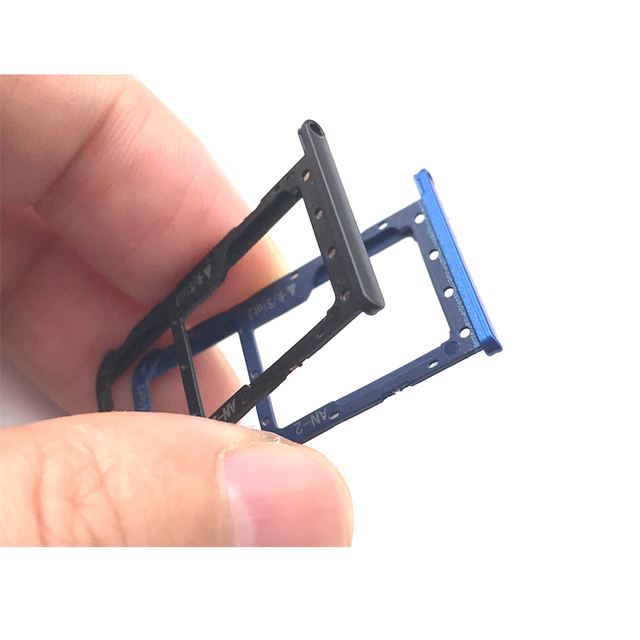 US $2 72 9% OFF|New SIM Card Slot SD Card Tray Holder Adapter For Huawei  P20 Lite /Nova 3E Replacement Parts -in SIM Card Adapters from Cellphones &