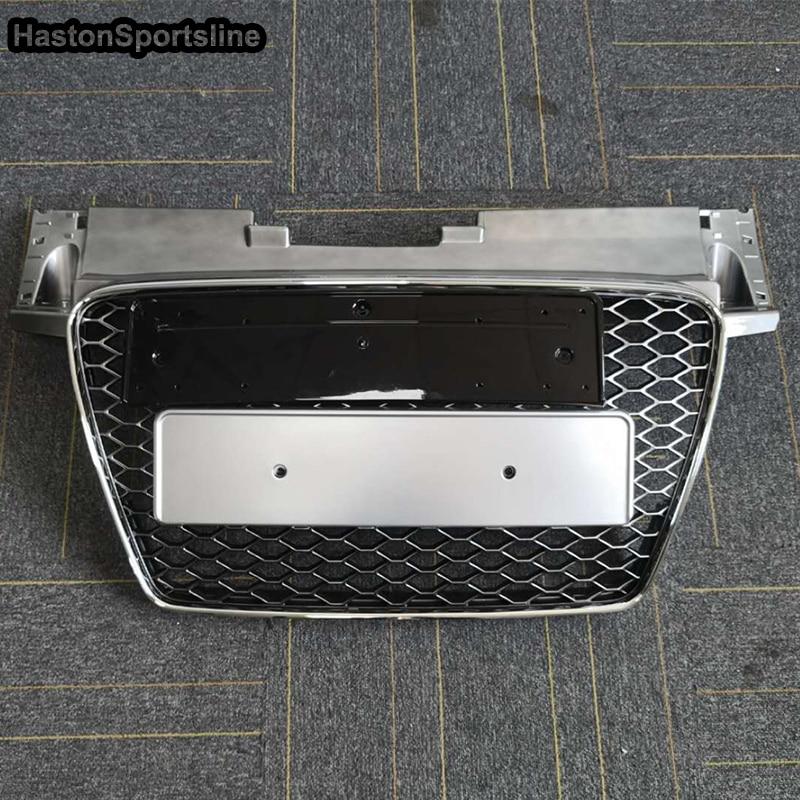 Calandre de pare-chocs avant de Style TTRS pour Audi TT TTS TTRS 2008 ~ 2014