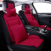 Car Believe car seat cover For honda civic 2006 2011 cr v accord 7 city FIT car accessories covers for vehicle seat Protector