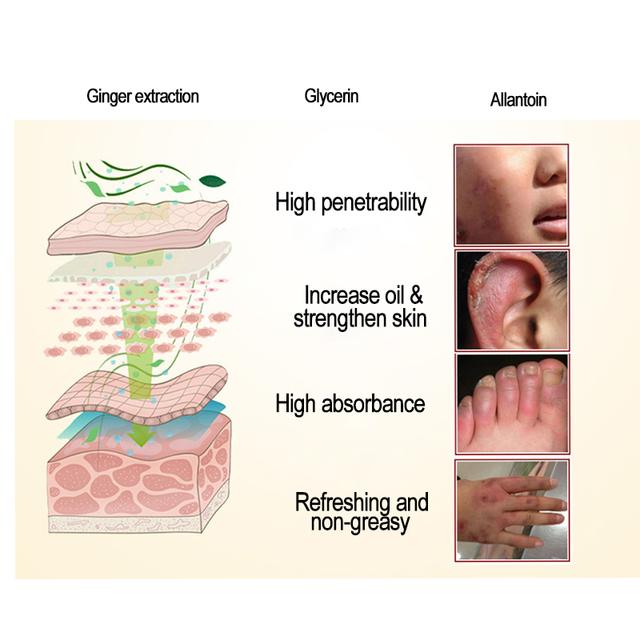 Powerful Hand Foot Crack Cream Heel Chapped Peeling Foot and Hand Repair Anti Chapping Wrinkle Treatment Skin Cracking