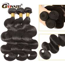 Body Wave Bundles Brazilian Hair Weave Bundles Remy Human Hair Extension 100% Human Hair Bundle Deals 28 Inch Bundles Avaliable(China)