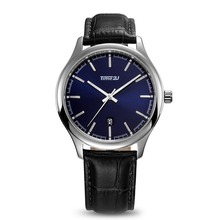 Time2U Para Hombre de Ocio de Moda Reloj de Cuarzo