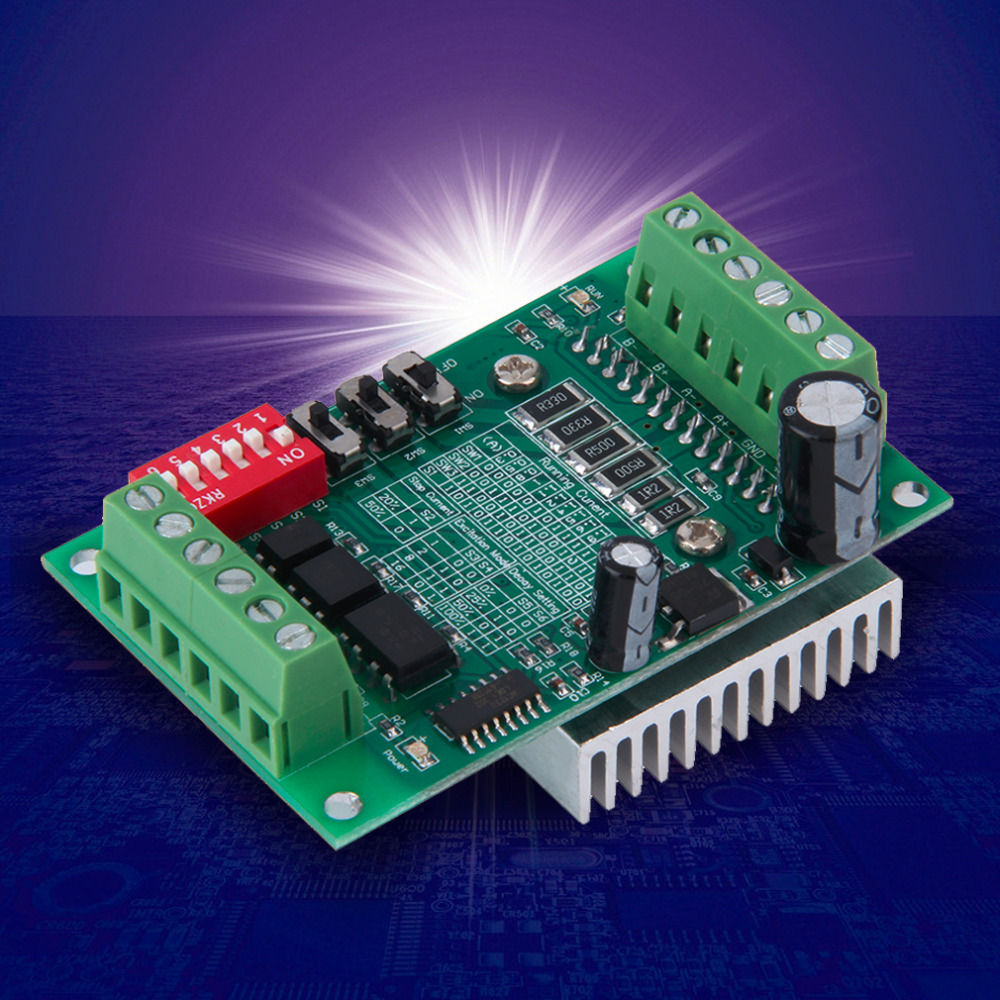 High Quality TB6560 3A Driver Board CNC Router Single 1 axes Controller Stepper Motor Drivers Hot . Top Sale new high quality cnc 3 axis tb6560 stepper motor driver board control pad lcd set hy tb3 kh