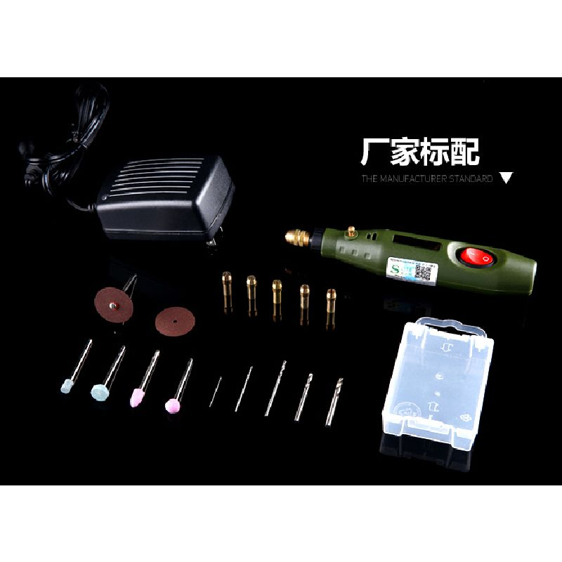 2.3-3mm 18000rpm 100-240V Electric Carving Pen Mini Engraver Grinding Tools Fine Polishing Machine with Power Tool Accessories  цены