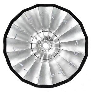 Image 3 - Godox P90L / P90H 90cm 깊은 파라볼 릭 Softbox Bowens 마운트 소프트 박스 허니 콤 그리드 fr 사진 스튜디오 플래시 스트로브 Monolight