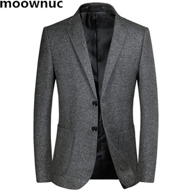 2018 autumn mens blazer Jacket Classic Casual slim Blazers suit Business blazer dress masculino mens formal Blazer Men M-3XL