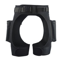Neoprene Wetsuit Tech Shorts Submersible Load Weight Pocket Leg Thigh Pants Bandage Pant Scuba Diving Equipment Accessories Gear