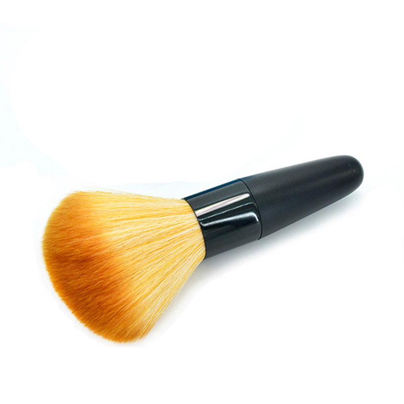 LEARNEVER Makeup Powder Blush Brushes Professional Make Up Brush Large Cosmetics Loose Powder Brushes Foundation Make Up Tool jessup 5pcs black gold makeup brushes sets high quality beauty kits kabuki foundation powder blush make up brush cosmetics tool