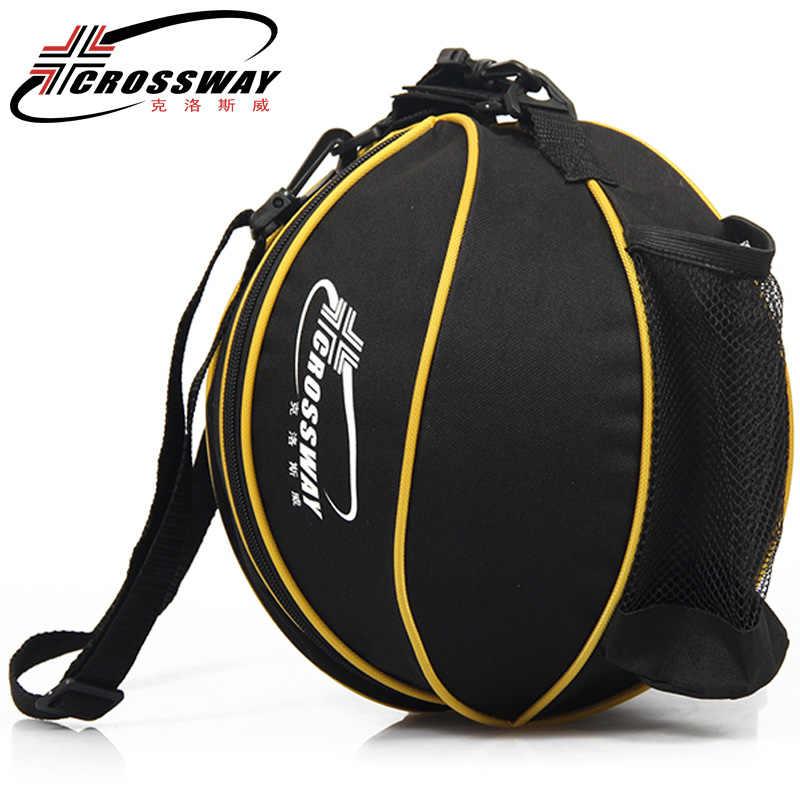 CROSSWAY deportes al aire libre hombro pelota de fútbol bolsas de equipo de entrenamiento accesorios kits de fútbol voleibol baloncesto bolsa