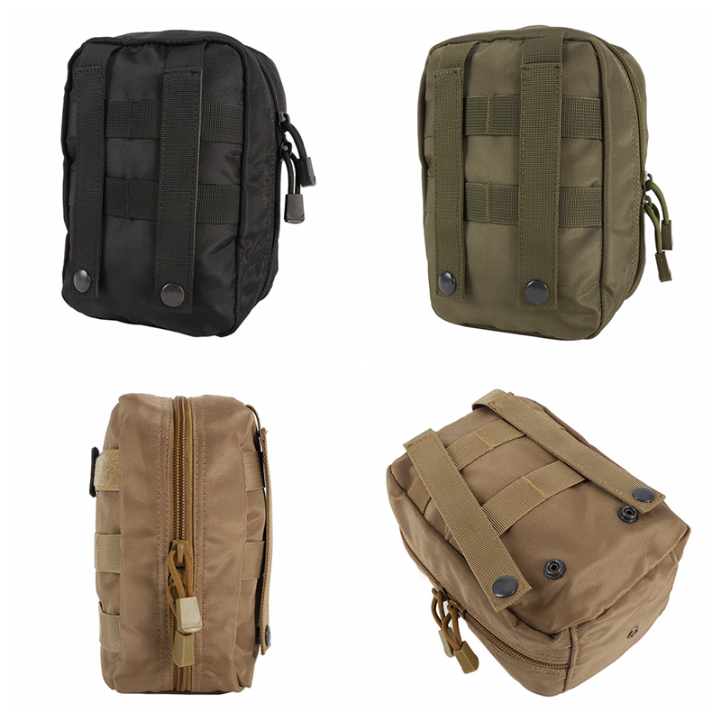 Outdoor First Aid Kit Survival Tactical Medical Bag Molle Medical EMT Cover Emergency Package Hunting Utility