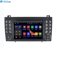 Yessun For BENZ SLK 2004~2012 Android Multimedia Player System Car Radio Stereo GPS Navigation Audio Video with AM/FM