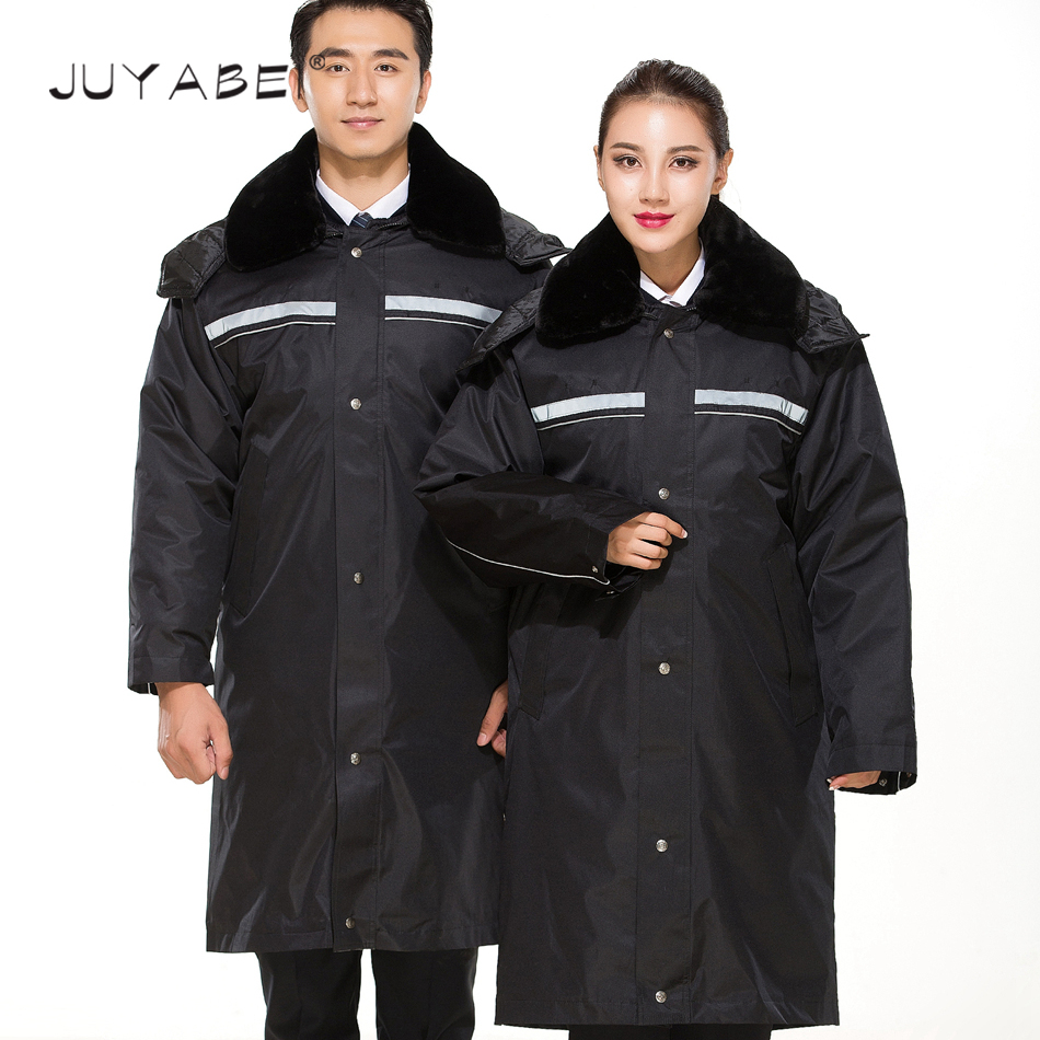 Unisex Winter Two Reflector Working Clothes Sets Protective Clothing Men Security Multifunction High Quality Engineering Service