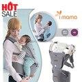 2016 muy popular Imama Bebé Hipseat Carrier Aire Libre Shouders multifunción Infantil Del Bebé de la Honda del algodón mochila carro chico